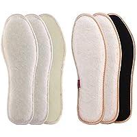 6 Paar dicke Premium Schuheinlagen, Damen und Herren warme Einlegesohlen, Y4 preisvergleich bei billige-tabletten.eu
