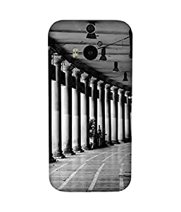Symmetry HTC One M8 Case