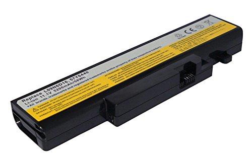 PowerSmart® 5200mAh Akku für Lenovo IdeaPad V560, Y560 Serien 121000917, 121001032, 121001034, 57Y6567, L09N6D16, L10L6Y01, L10S6Y01 - Y560-akku