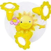 Sun Yellow Flower 127339 elobra Ceiling Light 3