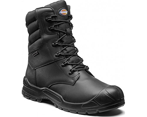 bc228fc3fd2 Dickies Trenton Pro Safety Combat Boots Mens Waterproof Steel Toe Cap Shoes
