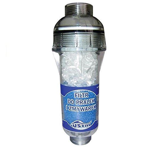 Waschmaschine Geschirrspüler Anti-Kalk-Polyphosphat + Schwamm Wasserfilter Enthärter