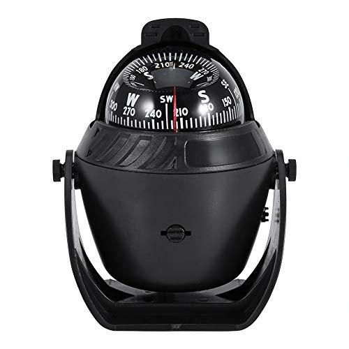 Nosii Bussola Elettronica di Navigazione della Bussola di Perno della Luce di Alta precisione per l'automobile Marina della Barca