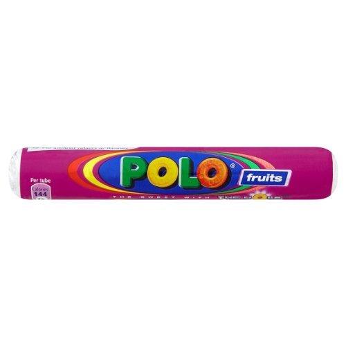 Polo Früchte Steckdosenleiste 4x 37g (Packung von 2)