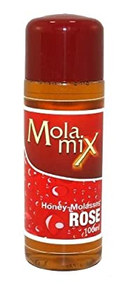 Mola Mix - Rose 100ml - Shisha Tabak Molasse Melasse von Mola Mix