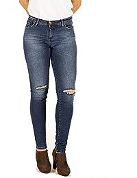 Merca Jeans Hardy Bk, Vaqueros Skinny para Mujer