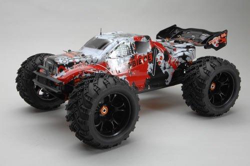 Bürstenloser DHK-8E 4WD, Maßstab 1: 8Truggy 2.4GHz (1 Geschwindigkeiten-kugellager Motor)