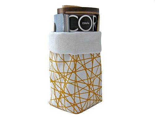 happy-bucket-to-store-your-favorite-items-fabric-basketorganizer-for-storing-all-magazine-rackknitti