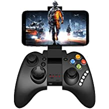 PowerLead Android Gamepad, Mobile Gaming Mando Controlador inalámbrico Gamepad Compatible con Android 3.2 Sistema/PC por Encima