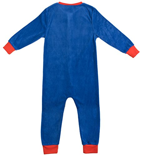 Official Boys Fleece Character Onesie Thomas 4-5