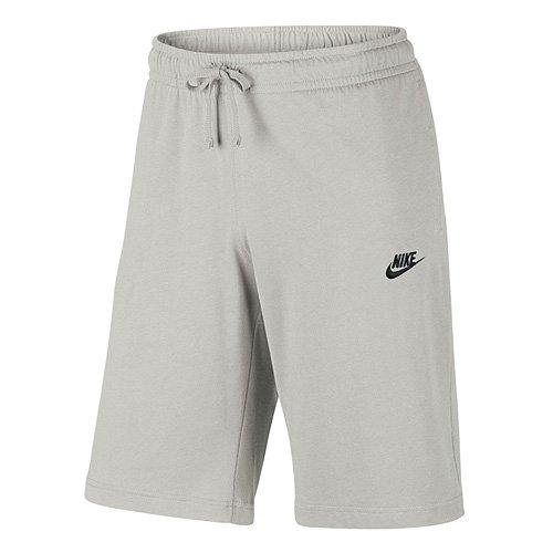 Nike Herren Club Short, grau (Light Bone/Black), L