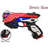 US1984 Imported Musical Space Style Toy Gun With Music, Action Lights And Reload Sound, Toy Guns For Kids, Great Gift For Boys & Girls (Multi-Color)