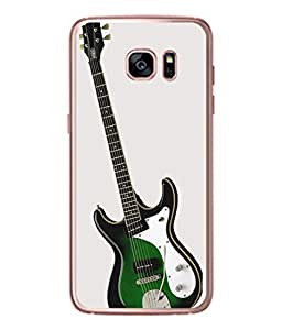 Fuson Designer Back Case Cover for Samsung Galaxy S7 Edge :: Samsung Galaxy S7 Edge Duos :: Samsung Galaxy S7 Edge G935F G935 G935Fd (Rockstar Musician Youth Young Girls Boys College)