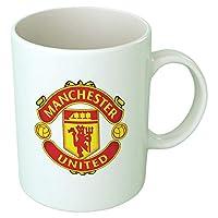 Upteetude Manchester City Coffee Mug - White