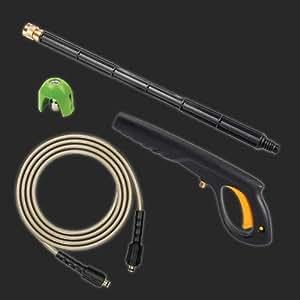 kit complet accessoires pour nettoyeur haute pression ryobi pwa199 cuisine maison. Black Bedroom Furniture Sets. Home Design Ideas