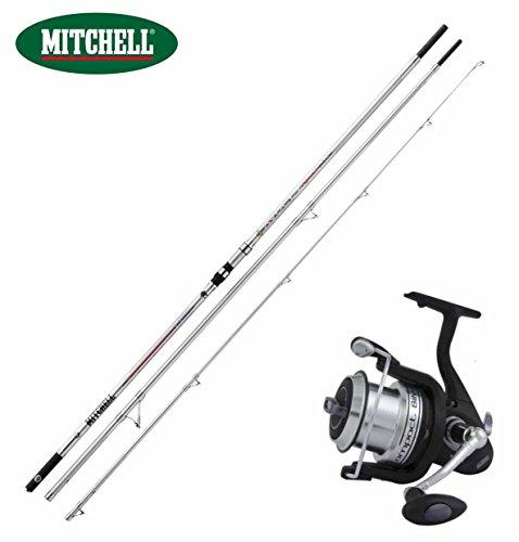 linea-effe-kit-surfcasting-mitchell-canna-mitchell-avocet-powerback-450-cm-100-250-gr-mulinello-mitc