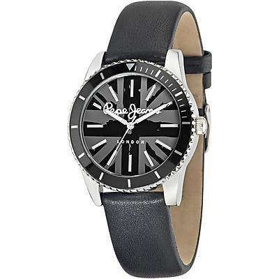 PEPE JEANS R2351102507 - Reloj de pulsera para mujer, color negro