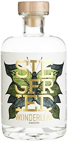 Wonderleaf (1 x 0,5l) - Alkohlfrei - von den Machern des weltweit prämierten Siegfried Gin