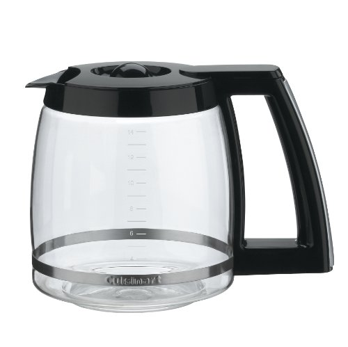 Cuisinart dcc-2200rc 14-cup Ersatz Glas Karaffe, Schwarz - 14-cup-ersatz