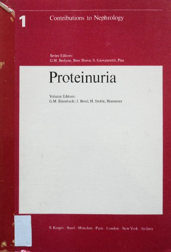 Contributions to Nephrology/Proteinuria: Conference Proceedings