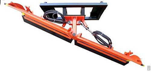 Vario Schneeschild Euroaufnahme V 250 cm hydraulisch Schneeschieber Winterdienst