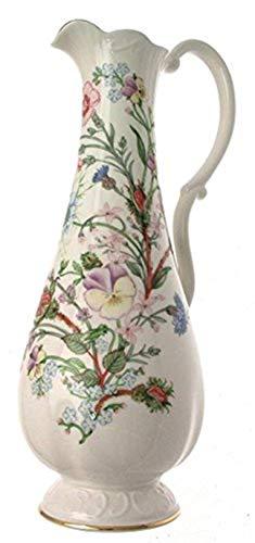 Aynsley Wild Tudor Derwent Hoher Krug Giftware Floral Ewer Ewer-vase