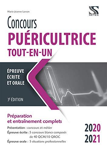 Concours puéricultrice Tout-en-un 2020-2021 par Marie-Jeanne Lorson