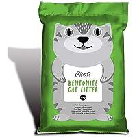 Pets Empire O'Cat 100% Natural Ball Shape Scented Bentonite Clay Cat Litter -(10Kg)