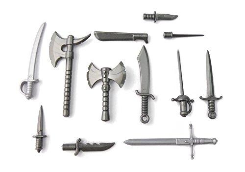 enset, Custom Waffen, Schwerter, Dolche für Lego® Figuren ()