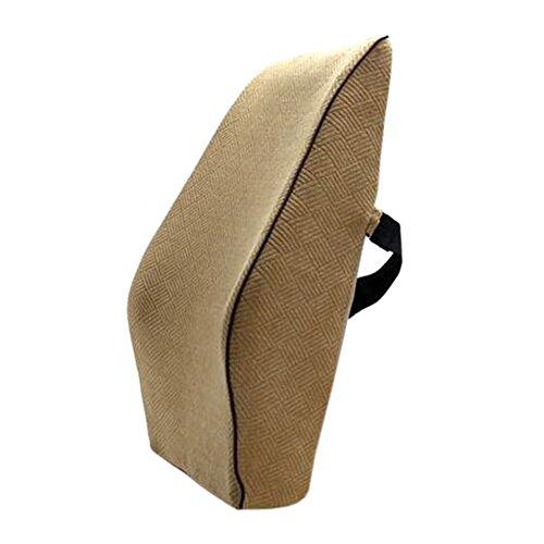 Blancho Coussin de voiture de coussin arrière élégant/soutien de taille de coussin de chaise de bureau #33