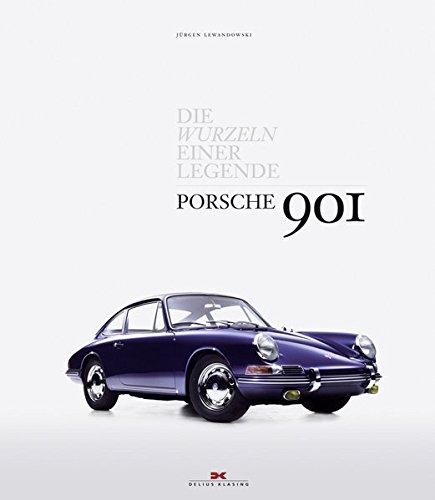 Porsche 901: Die Wurzeln einer Legende Buch-Cover