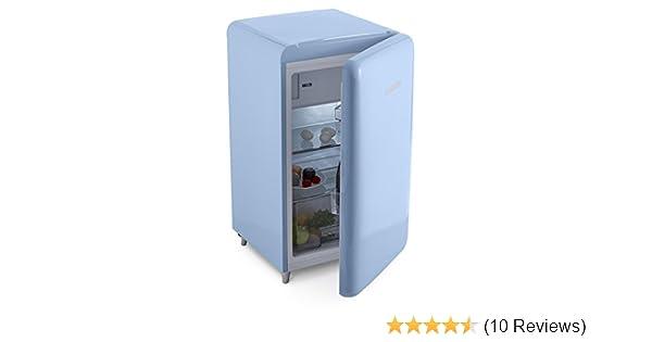 Retro Kühlschrank Klarstein : Klarstein popart bar retro kühlschrank amerikanischer kühlschrank