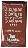 Paleobull Barrita Energética con Café y Guaraná - 15 Unidades