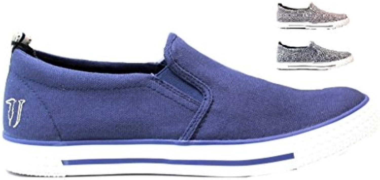Trussardi Jeans 77S519 Slip On Hombre 40  -