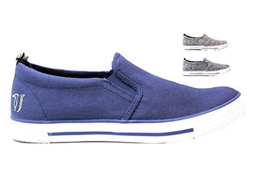 Blu Jeans Uomo Trussardi 77s519 Slittamento q7n8xW7gac