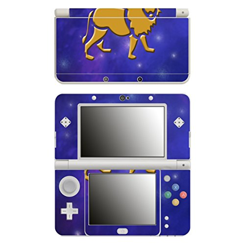 "Price comparison product image Disagu Design Skin for New Nintendo 3DS - motif ""Löwe"""