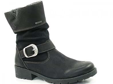 Superfit Heel, Bottes de ski fille Goretex, Größe:27;Farbe:noir