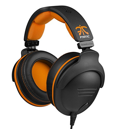 SteelSeries 9H Fnatic Team Edition Micro-Casque