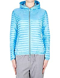 d5955fc4c9e3 Save The Duck Women s D3362wiris801304 Light Blue Polyester Down Jacket