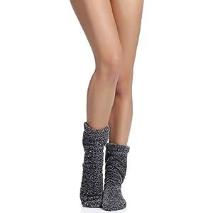 L&L Donna Inverno Caldo Calze Lota