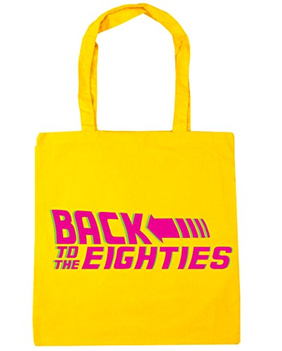 Back to the Eighties Tote Shopping Bag - Many Colours