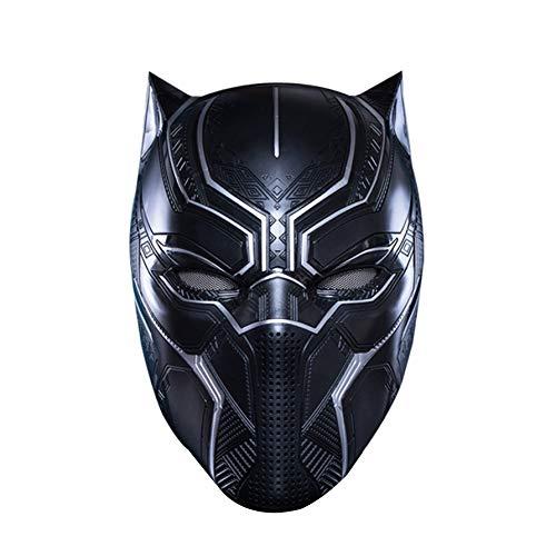 r Maske Halloween Cosplay Full Head Helm Erwachsenen Rollenspiel Kostüm Prop Unisex One Size für Weihnachten Karneval Party ()