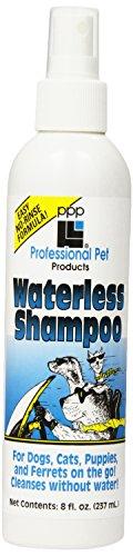 Professional Pet Produkte wasserloses Shampoo Spray, 237ml -