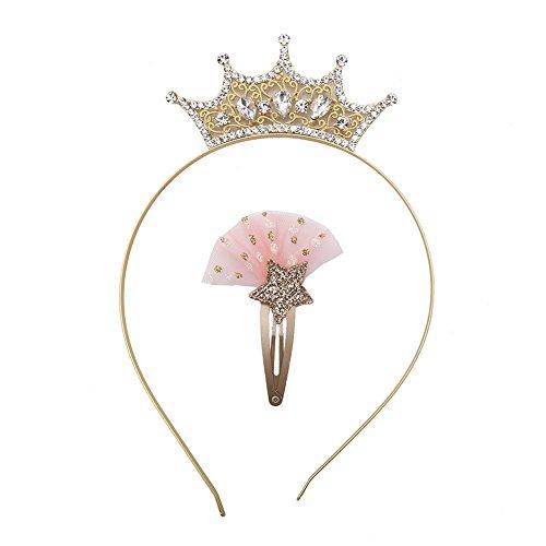 kimmyku-confezione-da-2-pezzi-motivo-a-stelle-glitterate-e-oro-costume-da-principessa-per-bambina-co