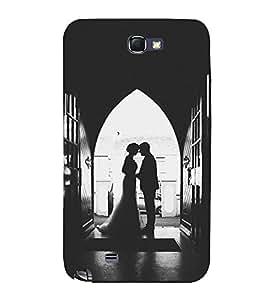 EPICCASE I do Mobile Back Case Cover For Samsung Galaxy Note 2 (Designer Case)
