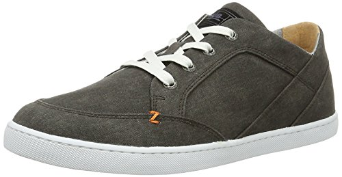Hub Herren Salvador C06 Sneaker, Grau (Black), 46 EU