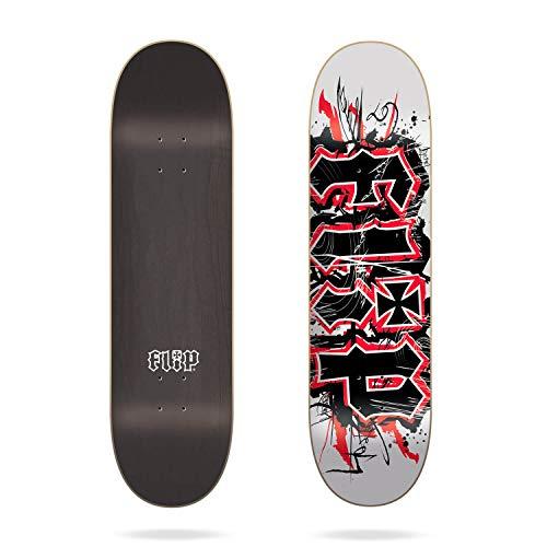 "Flip HKD Team Scratch 8.0\"" Skateboard Deck"
