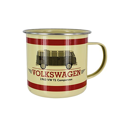 Volkswagen-Campervan-Enamel-Mug-Multi-Colour