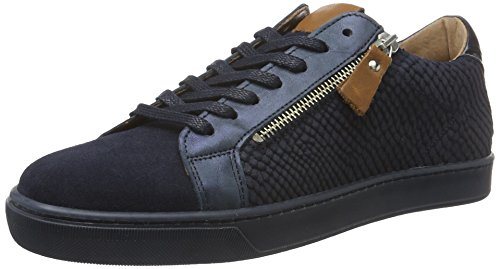 Spm Santander Typical Sneaker, Baskets Basses Femme Bleu - Blau (Navy Combi)