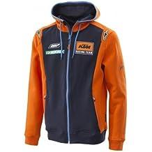 Original KTM Réplica Team Zip Sudadera Hombre Talla XL